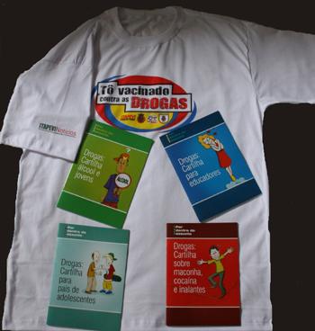 Drogas_Camiseta