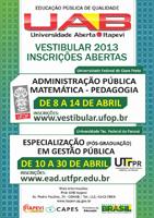 UAB_Itapevi_vestibular