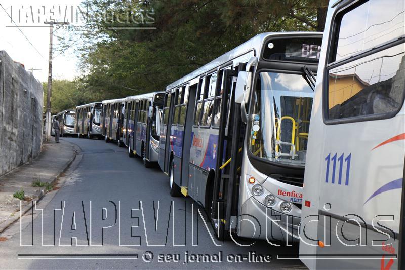 entrega de onibus - 2010