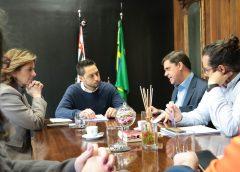 Marcos Neves consegue ajuda do Governo do Estado para coibir uso de drogas em avenida