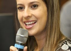 Camila Godói quer botão do pânico para vítimas de violência