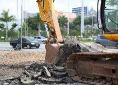Prefeitura inicia obra do novo Sistema Viário Central