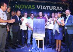 Prefeito Marcos Neves inaugura instalações da Secretaria de Segurança
