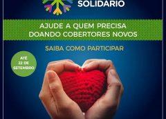 Prefeitura de Carapicuíba participa da Campanha estadual 'Inverno Solidário'