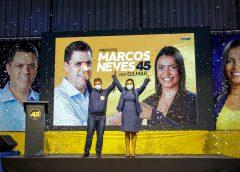 Marcos Neves vai criar o Centro de Referência de Saúde Integral da Mulher