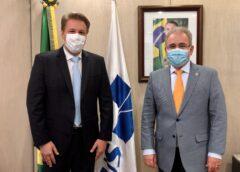 Em Brasília, Igor conquista R$ 20 milhões para Itapevi