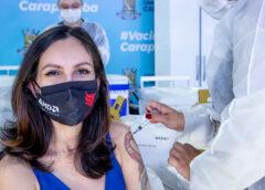 Prefeitura de Carapicuíba inicia vacinação para 28 anos ou mais