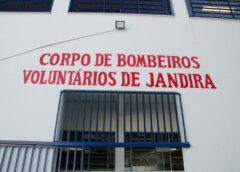 Jandira terá uma base do Corpo de Bombeiros Voluntários a partir da próxima semana